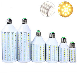 15w bulbs e14 2018 - Ultra bright Led Corn light E27 E14 B22 E40 SMD 5630 Corn Bulbs 110V 220V 5W 10W 15W 25W 30W 40W 50W 4500LM LED bulb 360
