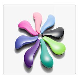$enCountryForm.capitalKeyWord Canada - Wholesale Tangle Hairbrush Professional Detangling Styling Tools Hair Brush Personal Health Care Massager Comb Salon Tashion Brush Comb DHL