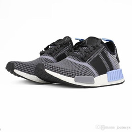China 2019 Wholesale Discount New NMD Runner Primeknit Men's Running Shoes Sports Shoes Brand Athletic Sneaker Fashion Running Sneakers With Box cheap baseballs discount suppliers