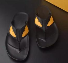 $enCountryForm.capitalKeyWord Australia - 2017 New Summer latest Flip Flops Male Leather Black Slippers Man Sandals slipper