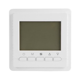 Programmable thermostat heating online shopping - Programmable Thermostat Digital Floor Heating Room Air Warm Controller BI635