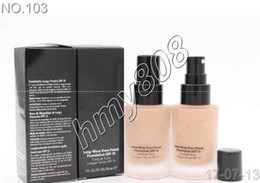 $enCountryForm.capitalKeyWord Canada - HOT Makeup Skin Foundation spf 15 Long-Wear Even Finish Foundation spf 15 Foundation Liquid 30ML DHL