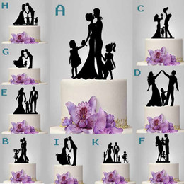 Family Cake Toppers Online Shopping | Family Wedding Cake Toppers ...