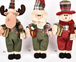 $enCountryForm.capitalKeyWord NZ - Christmas Elf Doll Fashion Funny Plush Toy Christmas Gift For Kids Vintage Christmas Elf Doll Russ Christmas Troll Reindeer Christmas Ragdol