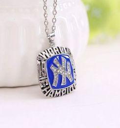 $enCountryForm.capitalKeyWord Canada - New arrival Men fashion sports jewelry 1996 Y a n k ees championship necklace fans souvenir gift