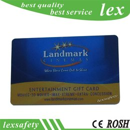 Lower Price with 20pcs Smart Cantactless Ic Card Pvc Rfid Proximity 13.56mhz Chip Pvc Card Print By Epson Or Canon Inkjet Printers For Fast Shipping Business Cards Calendars, Planners & Cards
