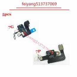 Iphone Flex Original NZ - 5pcs Original new WiFi Antenna Signal Receive Flex Ribbon Cable Repair Part For iphone 7 7 plus