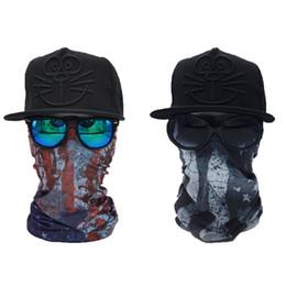 $enCountryForm.capitalKeyWord NZ - Wholesale- American Flag Face Mask By IndieRidge - Microfiber Polyester Multifunctional Seamless Headwear for Motorcycle Hiking