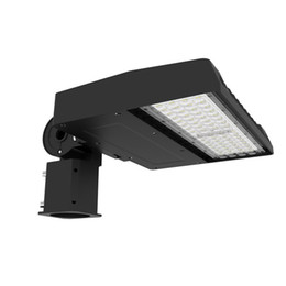 High Bright Led Shoebox Flood Lights 100W 150W 200W 240W 300W Led Parking  Lot Light Fixtures Outdoor Waterproof Square Pool Street Lights