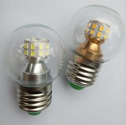 Discount chip warmer globe - Led Bulbs Aluminum Led Lamp Retro E27 110V 220V 2835 Smd Chip Smart Ic No Stroboscopic Led Light Bulb