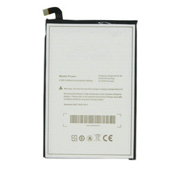 Chinese  6050mAh   23.29Wh Power 3.85VDC Replacement Li-Polymer Battery For uleFone Power 5.5inch Smart Mobile Phone Bateria Batterie Batteria manufacturers