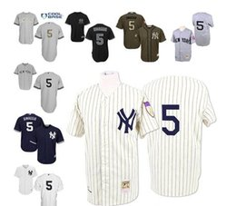 d212430a3 ... York Yankees 5 Joe DiMaggio 7 Wholesale - Grey 1939 Throwback Joe  DiMaggio Authentic Jersey , Men039s 5 Mitchell And Ness New ...