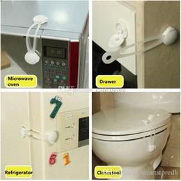 Drawer Kids NZ - Baby Kids Safety Fridge Drawer Door Cabinet Cupboard Lock L00059 FASH