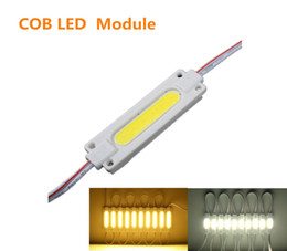 $enCountryForm.capitalKeyWord NZ - 100pcs Injection COB LED Module Lights DC12V 1.5W Module Lamp Waterproof LED Sign Backlights White Red Yellow Blue Green