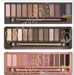 $enCountryForm.capitalKeyWord Canada - free shipping lowest price hot Makeup NO#2 new packing 12 color eyeshadow  eye shadow palette (120 pcs)