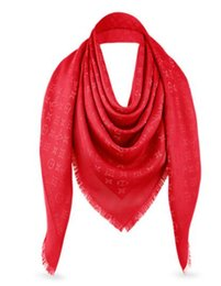 $enCountryForm.capitalKeyWord UK - 2019 Duo Scarf M73121 10 Colors High Quality Women Wool Winter Warm Love Cashmere Scarf The Classic Scarf 140*140cm