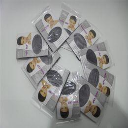 $enCountryForm.capitalKeyWord NZ - Free shipping! 50 pcs Lot NEW Deluxe wig cap Wig Cap Stretchable Elastic Hair Net Snood Wig Cap Hairnet Hair Mesh Hair net