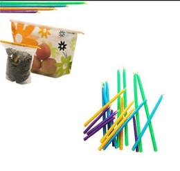 Sellador de bolsas mágicas Barras de sellado de barras Gran ayudante Almacenamiento de alimentos 5 tamaños