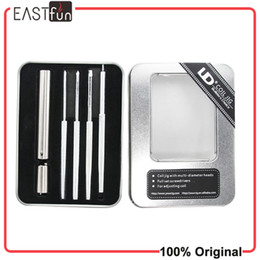 $enCountryForm.capitalKeyWord NZ - Wholesale- Original UD Coil Jig tool kit All in one set 4 hexagonal shape sticks with 4 different diameter screw heads for ajusting coil