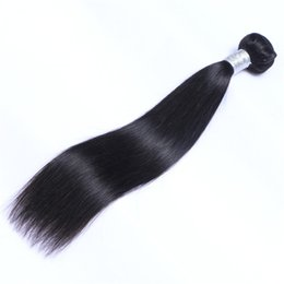 China Malaysian Virgin Human Hair Straight Unprocessed Remy Hair Weaves Double Wefts 100g Bundle 1bundle lot Can be Dyed Bleached supplier pure remy human hair suppliers