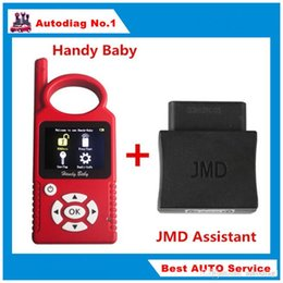 $enCountryForm.capitalKeyWord NZ - CBAY V7.0 Handy Baby Hand-held Car Key Copy Auto Key Programmer for 4D 46 48 Chips With JMD Assistant Handy Baby OBD Adapter