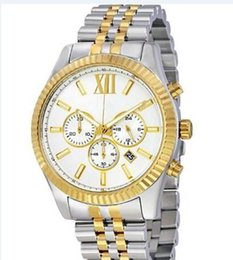 $enCountryForm.capitalKeyWord Australia - Best Christmas Gifts Chronograph Man Male Watch With box And Certificate 8344