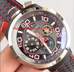 $enCountryForm.capitalKeyWord Canada - Luxury Wristwatch BRAND NEW AUTHENTIC BOMBERG BOLT 68 QUARTZ CHRONO BLUE LEATHER STRAP WATCH 45mm Men Watches Top Quality