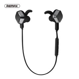S2 cable online shopping - REMAX RB S2 S2 Headphones Wireless Bluetooth Magnet Sport Headsets V4 Multi connection function Earphones with USB Cable for mobile phones
