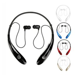 $enCountryForm.capitalKeyWord NZ - Bluetooth Earphone With Microphone Stereo Music Headset Universal Neckband Headphones for Cellphones for For All Smart Phone HV-900