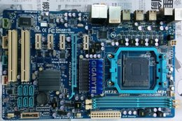 Motherboard Am3 Ddr3 Canada - AM3+ AM3 motherboard for Gigabyte GA-780T-USB3 780T-USB3 DDR3 Socket AM3+