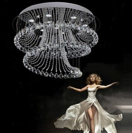 Crystal chandelier contemporary design online crystal chandelier new design modern living room crystal chandelier lights dia80h80cm contemporary crystal lamp candela bros indoor lighting llfa aloadofball Images