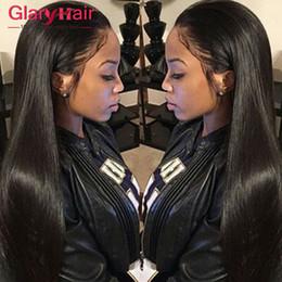 Discount real brazilian hair bundles - Real Unprocessed Virgin Malaysian Straight Hair Weaves Cheap Remy Human Hair Extensions Mink Brazilian Peruvian Malaysia