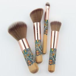 Fantasy pieces online shopping - Anmor Makeup Brush Set Piece Fantasy Cosmetics Brushes Synthetic Powder Blush Eyeshadow Make Up Brushes Ch001