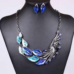 $enCountryForm.capitalKeyWord Australia - 2017 new hot sale new Exaggerated fashion statement necklaces Sexy Pendant Necklace For Party free shipping