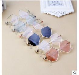 $enCountryForm.capitalKeyWord NZ - 2017 Fashion Brand Designer Children Sunglasses Retro Metal High Quality Eyeglasses Frame Super Cute Children Glasses