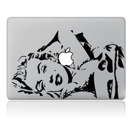 Toptan satış FULCLOUD-3 Yeni sıcak Özgünlük Vinil Çıkartması Renk Yerel sticker Apple MacBook hava için / pro / dokunmatik bar 11