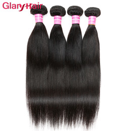 China Malaysian Virgin Hair Bundles 4 pcs Mink Brazilian Hair Bundles Indian Peruvian Straight Weave Virgin Human Braiding Hair Wefts Cambodian cheap 22 inch braiding human hair suppliers
