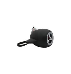 $enCountryForm.capitalKeyWord UK - Black colour creative plane model Mini-bluetooth cell phone stereo USB heavy bass cartoon small-sized gun sound