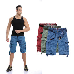 Military Style Cargo Shorts Online   Mens Military Style Cargo ...