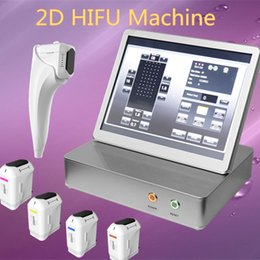 Máquinas De Apriete Ultrasónico Baratos-2017 venta caliente 3d hifu ultrasonido Anti-Aging Face Lifting Skin apriete hifu Focus Ultrasonic Facial Beauty Machine
