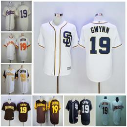 65e9fd63978 ... Jersey MLB San Diego Padres SD 19 Tony Gwynn white blue Coffee 1982  1984 Turn Back The ...