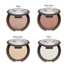 Discount pearls online shopping - New Becca Shimmering Skin Perfector Pressed Moonstone Pearl Opal Rose Gold Champagne Pop Discount Price DHL free