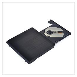 Vente en gros- lecteur de DVD externe USB 3.0, Shonco graveur de DVD externe slot CD VCD DVD RW ROM graveur lecteur externe
