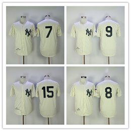 017554e1a ... italy 7 mickey mantle 8 yogi berra 1951 retro jersey 9 roger maris 1961  15 thurman