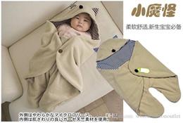 Animal Sleeping Bags Canada - 2015 Children's Blankets Newborn Blankets Baby Sleep bags Sleeping sacks Children's Nursery Bedding Baby Kids Maternity Free dhl S