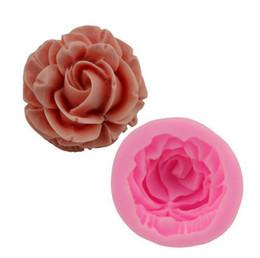 $enCountryForm.capitalKeyWord UK - 2017 new hot sale Flower Shape 3D Silicone Fondant Mold Mould Cake Decoration Tool Cupcake Cooking Tools