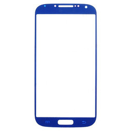 Chinese  300PCS Front Outer Touch Screen Glass Lens Replacement for Samsung Galaxy s4 i9500 i9505 i337 free DHL manufacturers