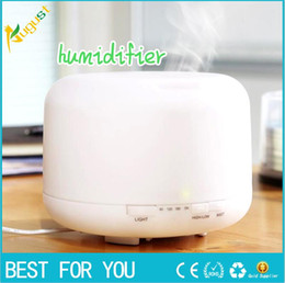 ultrasonic aromatherapy machine Canada - Hot sale muji Ultrasonic aromatherapy machine aroma diffuser Ultrasonic humidifier Air purifier light humidifier for home and office use hot