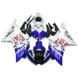 $enCountryForm.capitalKeyWord Australia - 3 gift New Fairings For Yamaha YZF-R6 YZF600 R6 08 15 R6 2008-2015 ABS Plastic Bodywork Motorcycle Fairing Kit bright Blue style