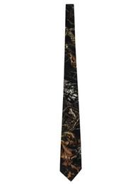 2018 Fashion Camo Handmade Camouflage Neckties Длинные камушки для мужчин с запонки
